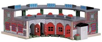 Tidmouth Sheds Deluxe Set by Tidmouth Sheds Take N Play