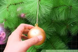 Image Titled Hang A Christmas Tree Upside Down Step 7