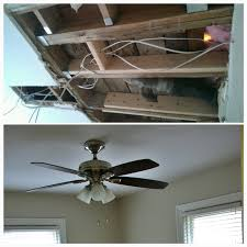 Ceiling Fan Joist Hangers by Mullens Home Mechanical Projects
