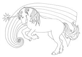 Realistic Winged Unicorn Coloring Pages Beautiful Luxury Color S Printable Of