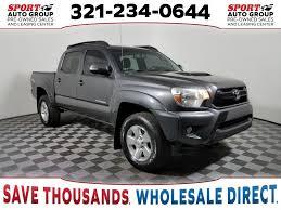 2012 Toyota Tacoma Double Cab SB V6 4WD - $19,900 Orlando, FL · 6 Mi ...