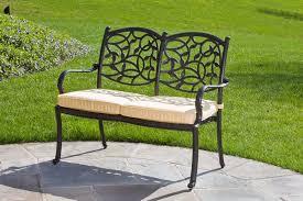 best steel benches outdoor steel outdoor patio furniture 18