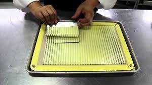 modern cuisine recipes modernist cuisine striped omelet