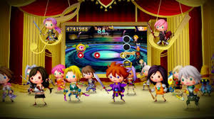Final Fantasy Theatrhythm Curtain Call Best Characters by Hex Game Pad Omg Goty