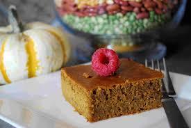 Detoxinista Pumpkin Bars by Indulgences Crunchy Mama