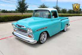 100 1958 Chevy Truck For Sale 1959 Chevrolet Apache 3 Classic S Trucks S