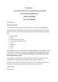 How To Write A Nursing Resume by Diesel Mechanic Resume Sle Australia Registered Car