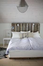 Great Wooden Pallet Headboard 40 For Tufted Headboard With Wooden