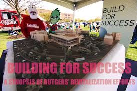 100 Rutgers Grease Trucks Building For Success A Synopsis Of Revitalization Efforts