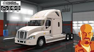 FREIGHTLINER CASCADIA ATS 1.28.X • ATS Mods | American Truck ... Freightliner Cascadia Swift Transportation Skin Mod Ats Mods 2012 125 Day Cab Truck For Sale 378148 Miles 2017 Freightliner Scadia Evolution Tandem Axle Sleeper For Takes Wraps Off New News Spied New Gets Supertrucklike Improvements Daimler Trucks North America Teams Up With Microsoft To Make Used 2014 Sale In Ca 1374 Unveils Truck Adds The Cfigurations For Fix 2018 131 American Prime Inc Automatic My New Truck Youtube
