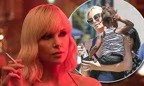 Charlize Theron was in horrific pain filming Atomic Blonde