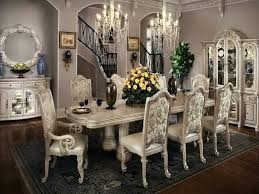 Fancy Dining Table Designs Centerpiece Ideas Fine Intended For Room Furniture Decorating