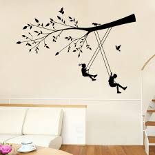 Wall Stickers For Kids Rooms Children Bedroom Art Home Decor