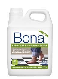 bona tile and laminate floor cleaner