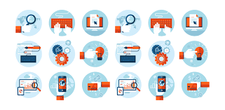 7 tips on designing a coherent and consistent icon set the
