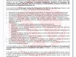 Resume Summary Example Best Of Good Examples Elegant Sample Doc Free Lovely Professional
