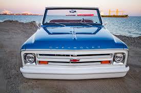 100 K5 Truck 1970 Chevrolet Blazer 2WD Beach Cruiser