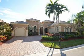 Large One Story Homes by 6388 Dorsay Court Delray Florida Boca Raton Real Estate