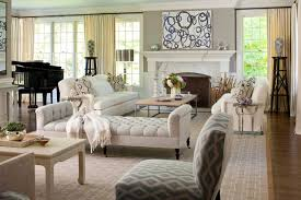 Elegant living room Traditional Living Room New York by