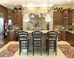 Above Kitchen Cabinet Christmas Decor by Top Of Kitchen Cabinet Christmas Decorating Ideas Cabinets For