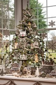 Thomas Kinkade Christmas Tree Village by 148 Best Christmas Villages Images On Pinterest Christmas
