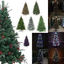 Fiber Optic Christmas Trees The Range by Artificial Christmas Tree Various Range Standard Pre Lit Fibre