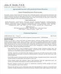 Example Summary For Resume Qualifications
