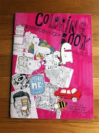 Doodlers Anonymous Coloring Book Vol 1