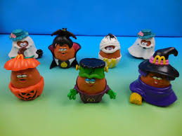 Mcdonalds Halloween Buckets by Spooky Throwback