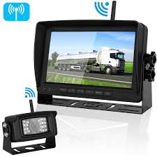 Digital Wireless Backup Camera And 7''Monitor Kit System For RV ... 7inches 24ghz Wireless Backup Camera System For Trucks Ls7006w Zsmj And Monitor Kit 9v24v Rear View Cctv Dc 12v 24v Wifi Vehicle Reverse For Cheap Safety Find 5 Inch Gps Backup Camera Parking Sensor Monitor Rv Truck Winksoar 43 Lcd Car Foldable Wired 7inch 4xwaterproof Rearview Mirror 35 Screen Parking C3 C4 C5 C6 C7 Corvette 19682014 W 7 Pyle Plcmdvr8 Hd Dvr Dual Best Rated In Cameras Helpful Customer Reviews Three Side With