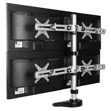 montage de bureau de bureau écran moniteur mount holder lcd ordinateur de