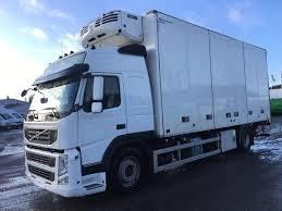 100 Uke Truck Volvo FM330 4x2 Kylkiaukeava Kylmkoneella Temperature Controlled