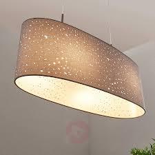leuchten leuchtmittel hängeleuchte umma oval pendelle
