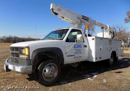 100 Bucket Trucks For Sale In Pa 2000 Chevrolet C3500 Bucket Truck Item DE7548 SOLD Dece