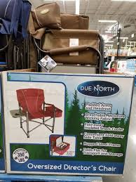 Director's Chair With Table And Cooler Just $34.99 At Bj's Wholesale ... Directors Chairs With Folding Side Table Youtube Mings Mark Stylish Camping Brown Full Back Chair Costway Compact Alinum Cup Deluxe Tall Director W And Holder Side Table Cooler Old Man Emu Adventure 4x4 With Black 156743 Rv Outdoor Meerkat Bushtec Heavy Duty Marquee Alinium Home Portable Pnic Set Double Chairumbrellatable Blue Shop Outsunny Steel Camp