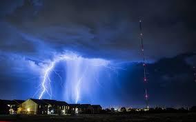 Nature Lightning Storm Clouds Thunder Free Desktop Background Images