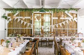Modern Barn Wedding In New Zealand