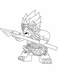 More Lego Legend Of Chima Coloring Pages