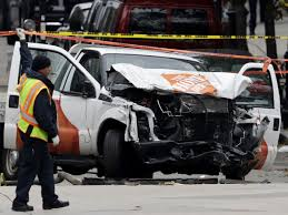 Islamic State Claims Responsibility For NYC Vehicle Attack | 90.1 ... 8 Dead In New York Rampage Truck Attack On Bike Path Lower Sheetrock Ultralight 12 X 45 Ft Gypsum Board Neat Goodees Truck Amp Trailer Rental Hire Bus Cnr Powrflite Carpet Cleaners Vacuum Floor Care The This Guy Rented A Home Depot To Bring Home His Lowes Loot What If Had Refused Rent A Sayfullo Saipov White Hy Ulp Gullivers Van Bristol Rec Standard Build To Kailyn Denney Kkkaiilynnn Twitter Domestiinthecity Wordpresscom Flickr Dont Return Your Penske Rental Under The Contractor Canopy