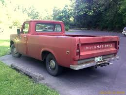 What's On First: 1972 International Harvester Pickup Truck Photos ...