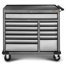 Lowes Canada Gladiator Cabinets by Shop Gladiator 38 78 In X 41 46 In 12 Drawer Ball Bearing Steel