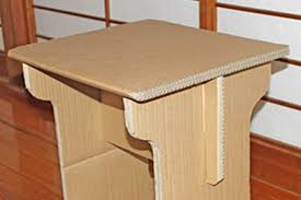Make Cardboard Furniture DIY