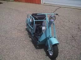 1948 Cushman Scooter Model 54 2 Speed US 111000