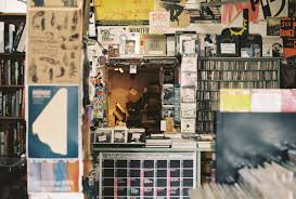 Joe Strummer Mural Notting Hill by Ladbroke Groove The Complete Story Of Record Shop Culture In