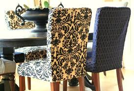 How To Choose Seat Covers For Dining Room Chairs A Custom Fabric Chair Stretch Uk