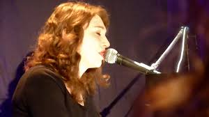 Folding Chair Regina Spektor Piano by Regina Spektor The Sword And The Pen Live At Other Music Nyc