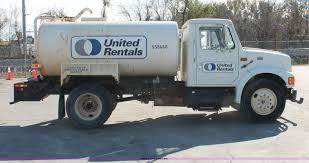 100 Used Water Trucks For Sale 1999 International 4700 Water Truck Item H8307 SOLD Jan