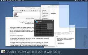 Tiling Window Manager Osx by Divvy Window Manager On The Mac App Store