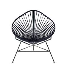 Acapulco Chair - Black Weave On Black Frame - Innit - Touch ... Details About Set Of 2 Allweather Oval Weave Lounge Patio Acapulco Papasan Chair Orange Black Resortgrade Chairs The Cheap Replica Designer Indoor Outdoor In Grey White On Frame Amazoncom With Fire Pit Chair 3d Model Items 3dexport Add Zest To Any Space Part Iii Sun Blue Brand New Pieces Red Egg Chair Modern Pearshaped Retro Adult