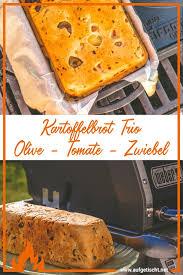 kartoffelbrot trio aus dem oven aufgetischt net
